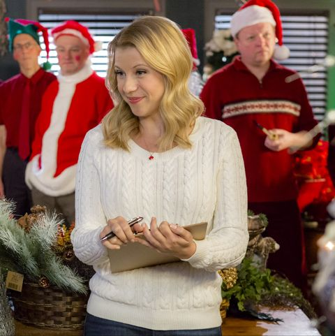 Hallmark Christmas Movies 2019 - Jodie Sweetin