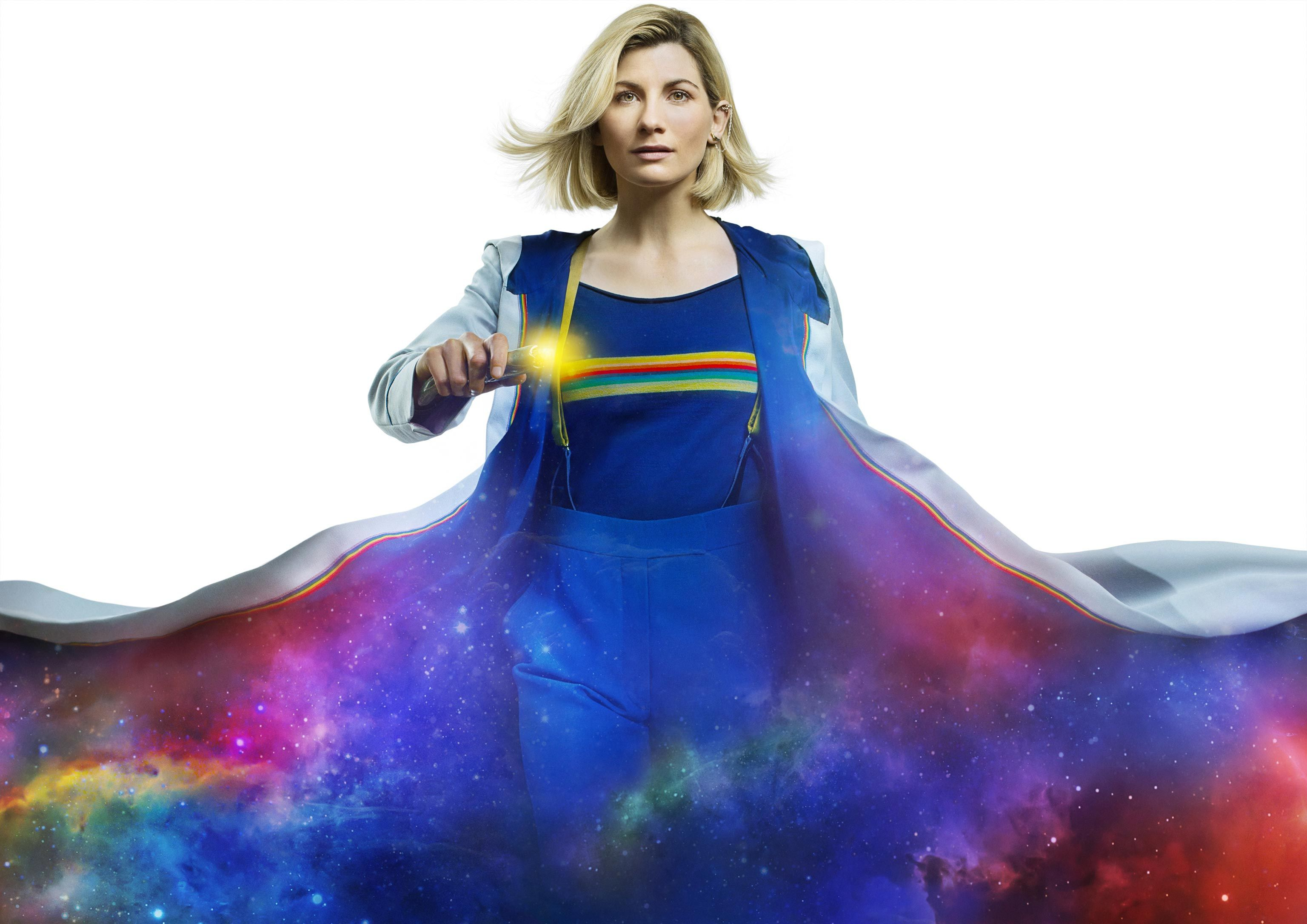 Doctor Who star Jodie Whittaker confirms her future on the series