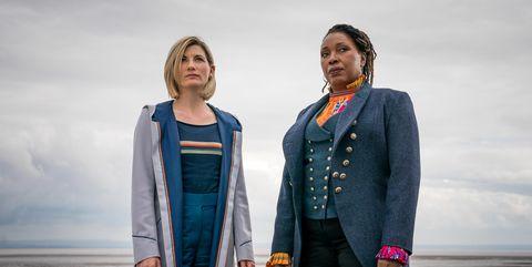 Jodie Whittaker, Jo Martin, Doctor Who