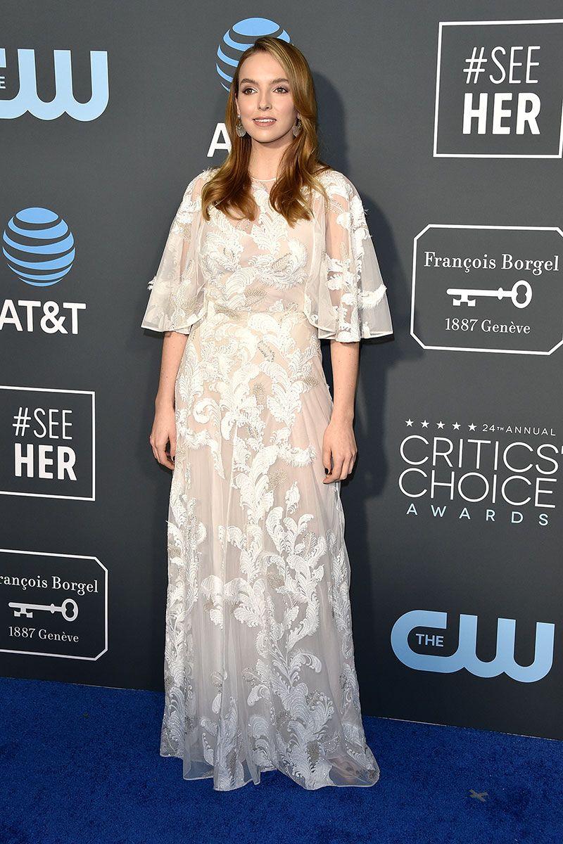 Critics' Choice Awards, red carpet