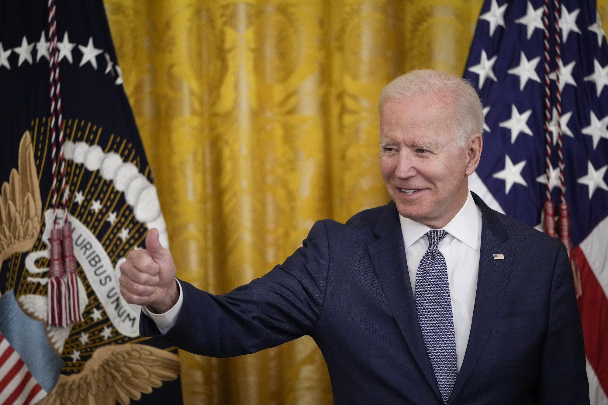 Oh No, President Joe. I Wish You Hadn't Said This.