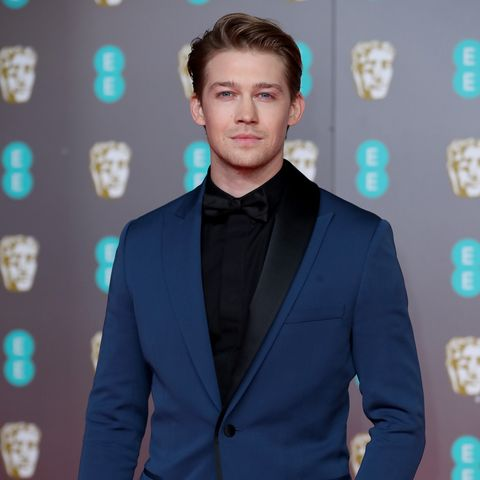 london, england   february 02 joe alwyn attends the ee british academy film awards 2020 at royal albert hall on february 02, 2020 in london, england photo by mike marslandwireimage