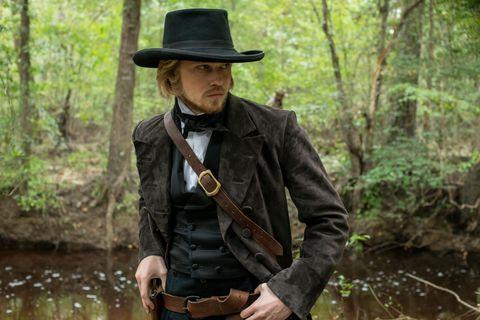 Joe Alwyn as Gideon Brodess, Harriet
