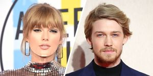 Joe Alwyn just gave a rare insight into his relationship with Taylor Swift