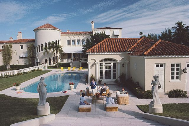palm beach is running out of mansions to sell