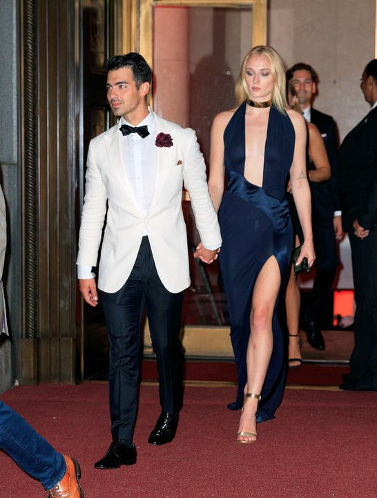 Joe Jonas and Sophie Turner Show Off Their Best James Bond Looks For Jonas's Birthday