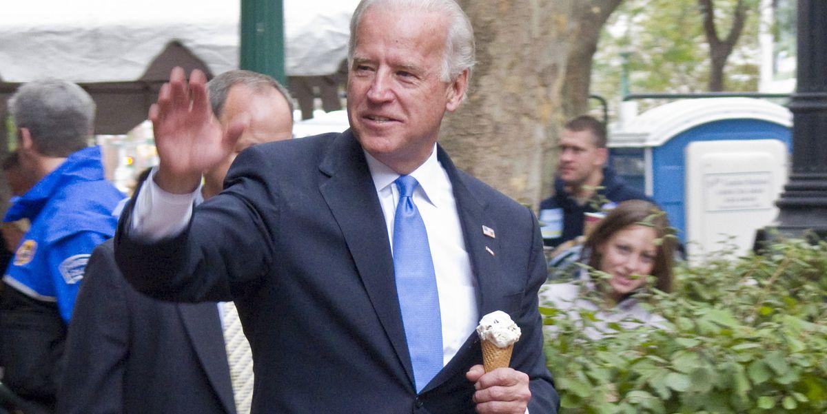 Joe Biden, Ice Cream Lover, Is Getting His Own Flavor