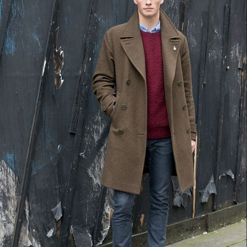 Street Style - London Collections: MEN AW13
