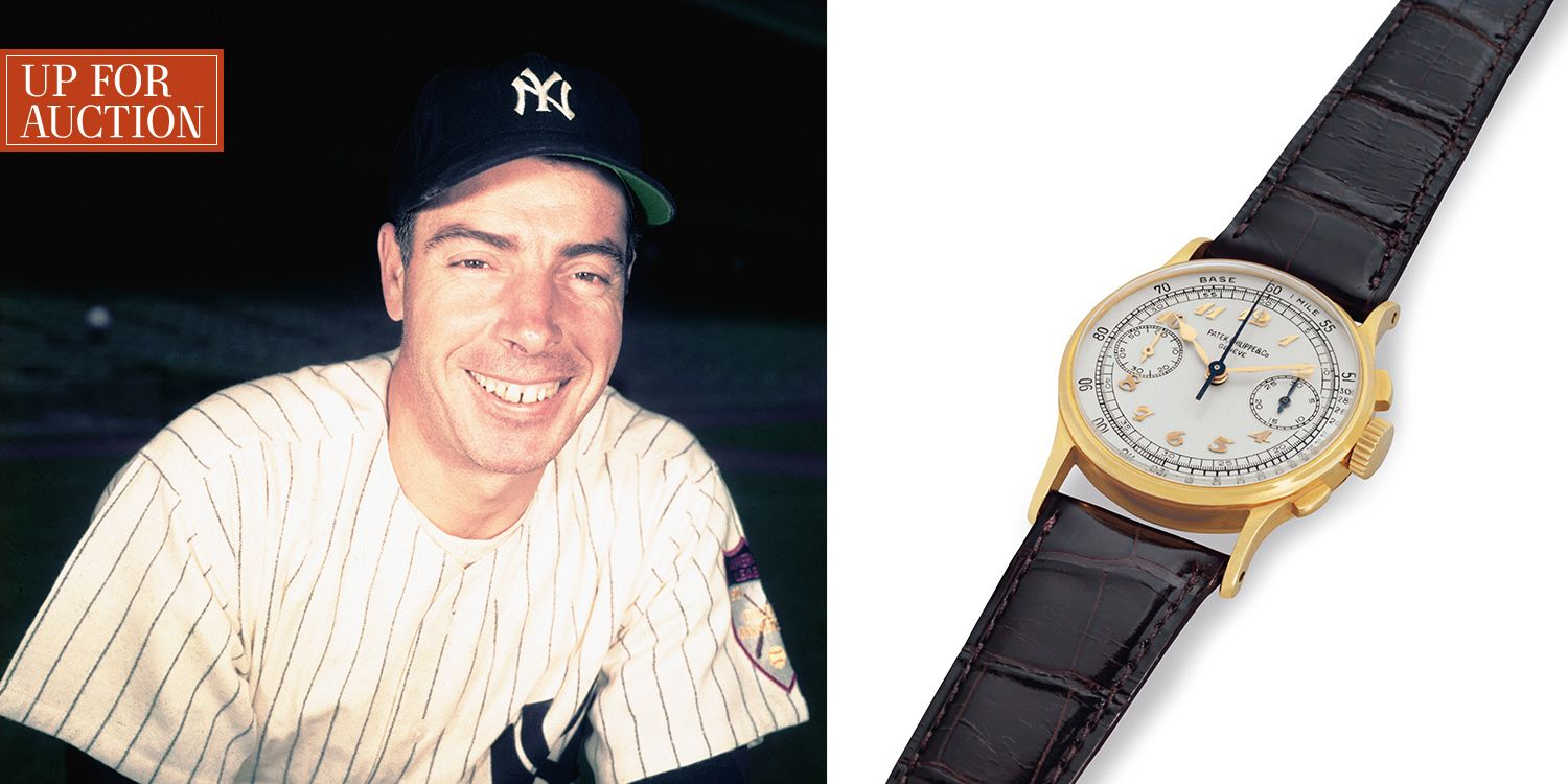 Joe DiMaggio Watch
