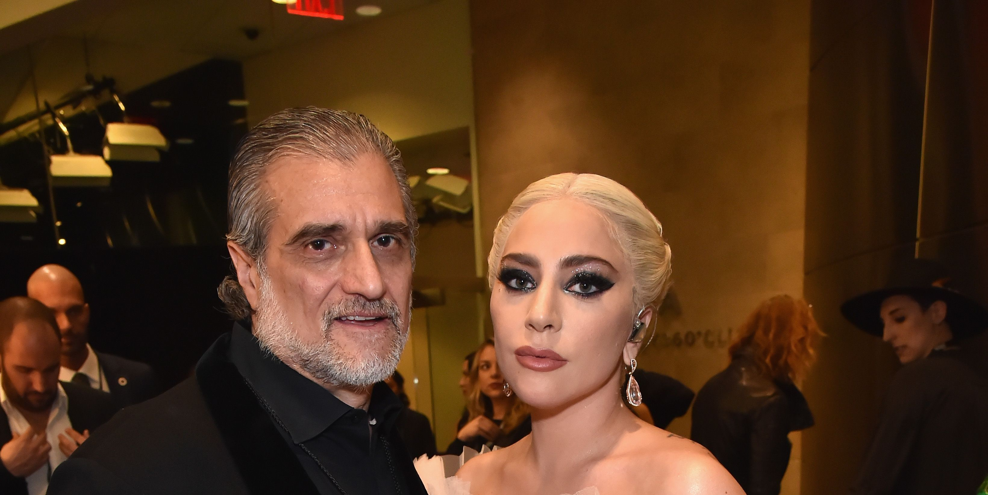 Lady Gaga's Dad Joe Germanotta Dragged on Twitter for His GoFundMe