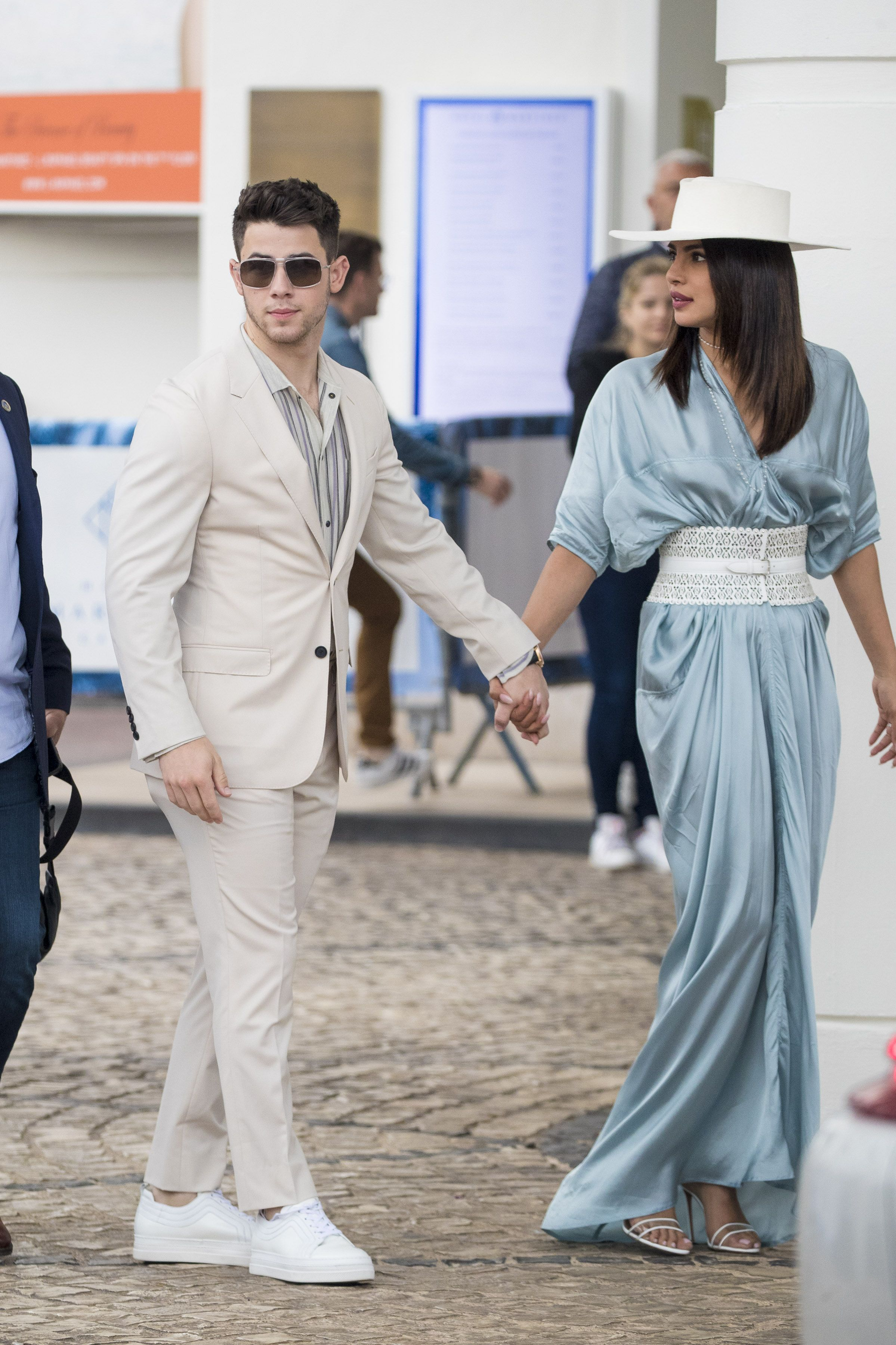 Celebrity Sightings At The 72nd Annual Cannes Film Festival - Day 4