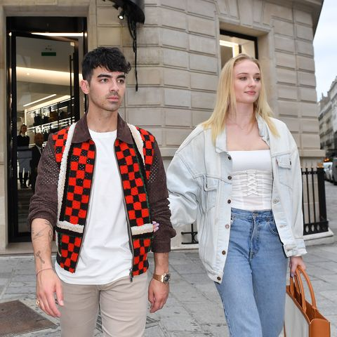 Celebrity Sightings : Paris Fashion Week - Menswear Spring/Summer 2020 : Day Five