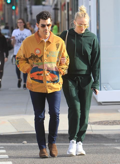 Celebrity Sightings in Los Angeles, California - January 24, 2020