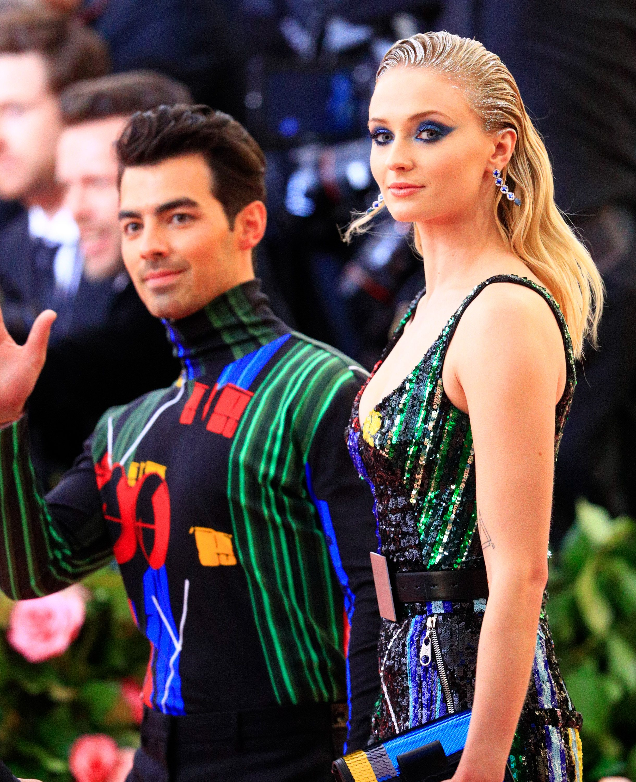 Joe Jonas Says Quarantining With Sophie Turner Is 'a Really Special Time'