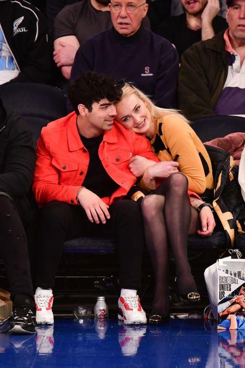 Celebrities Attend Sacramento Kings v New York Knicks
