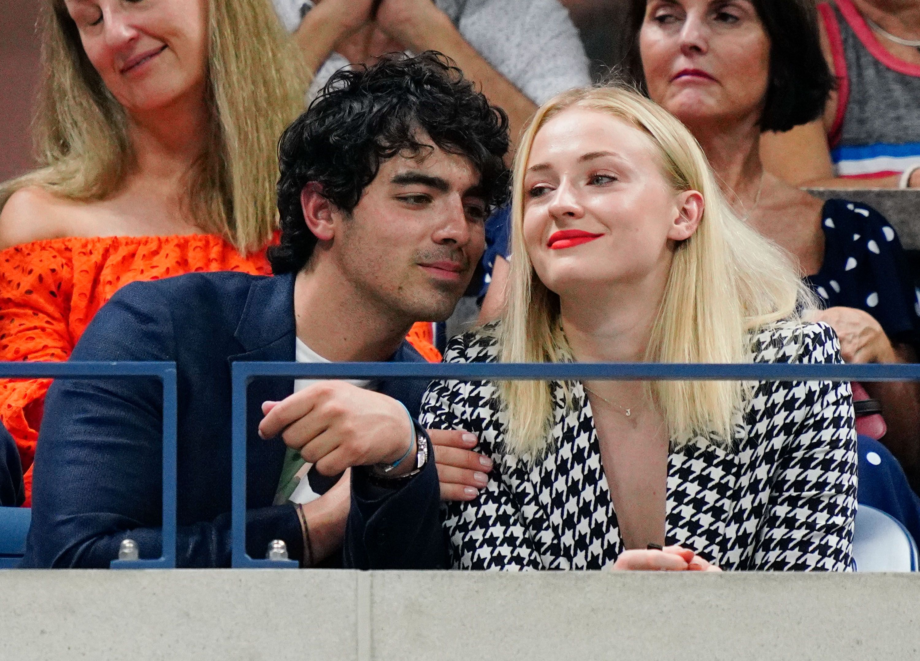Joe Jonas Posted a Simple but Adoring Valentine's Day Tribute to Sophie Turner