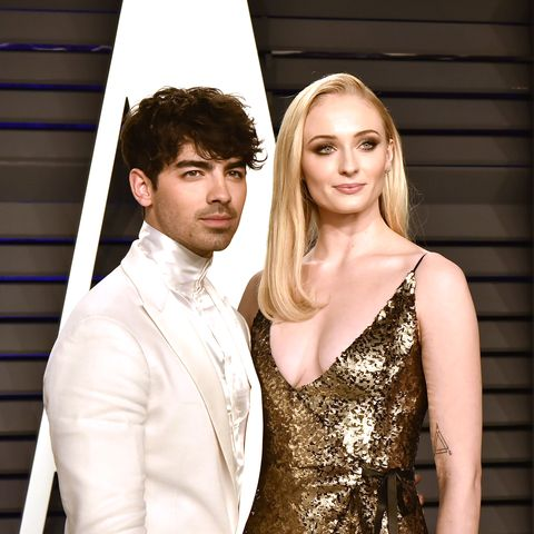 Sophie Turner Wedding.Joe Jonas Said Diplo Ruined His And Sophie Turner S Vegas Wedding