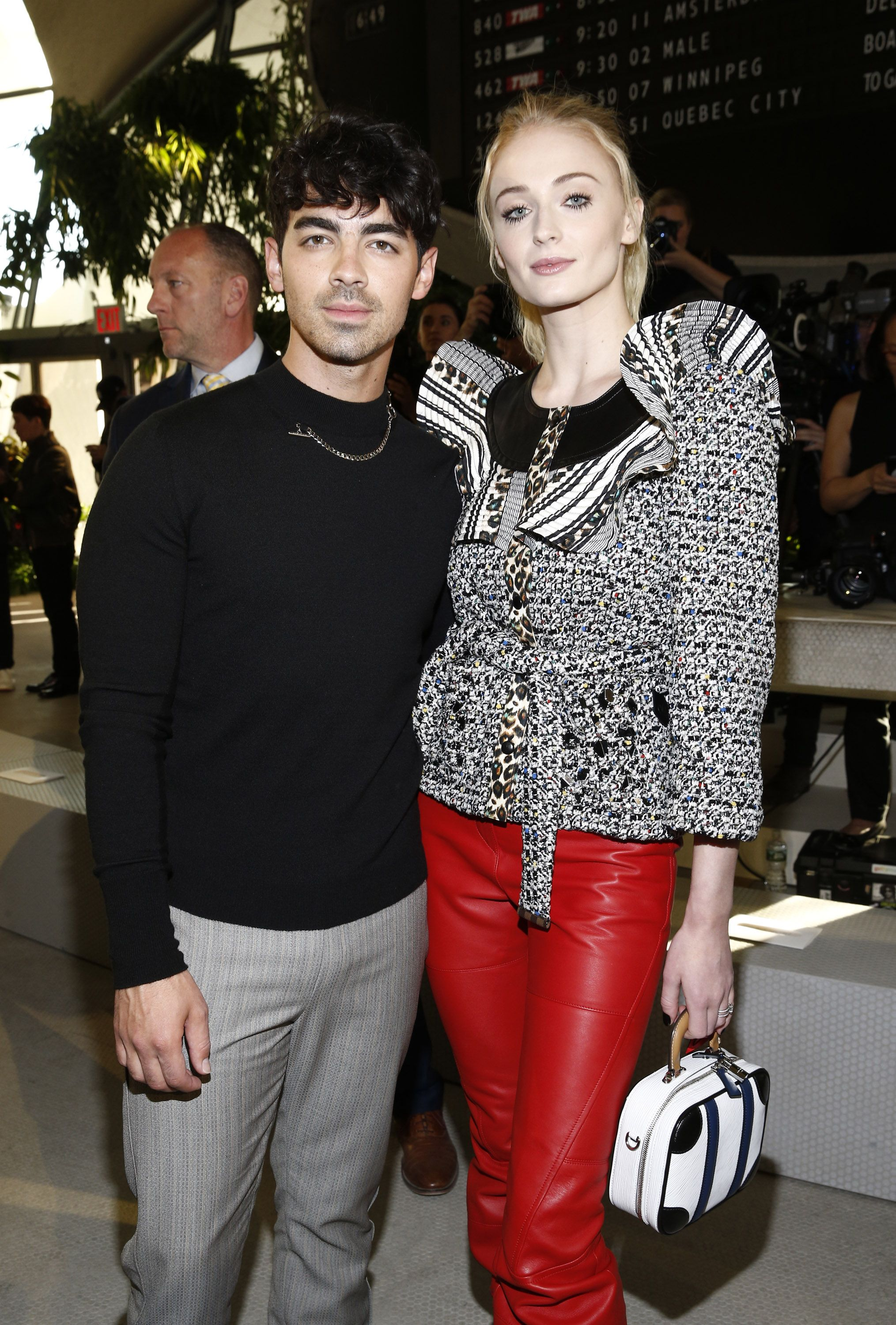 Why Sophie Turner And Joe Jonas Really Got Married In Las Vegas