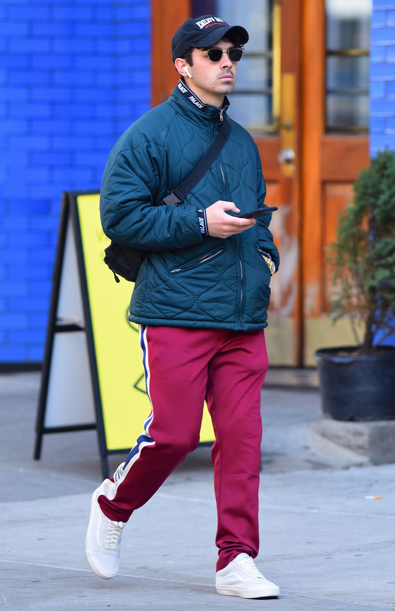 Joe Jonas Continues His Street Style Domination of New York