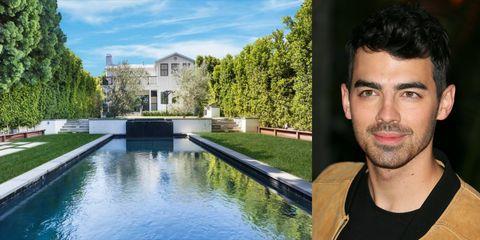 Joe Jonas LA Farmhouse
