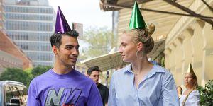 Joe Jonas, Sophie Turner, Joe Jonas cumpleaños, Joe Jonas y Sophie, Jonas Brothers concierto, Jonas Brothers Washington