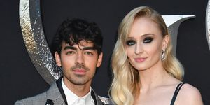 Joe Jonas and Sophie Turner in April 2019