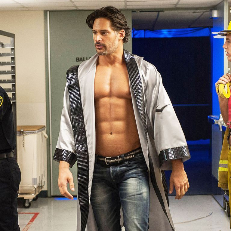 Joe Manganiello's Reveals His Secrets To Abs After 40