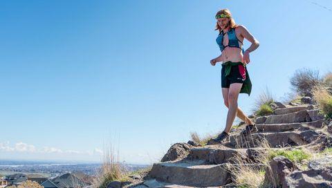 Outdoor recreation, Recreation, Mountainous landforms, Adventure, Individual sports, Mountain, Sky, Ultramarathon, Adventure racing, Running,