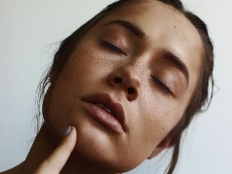 Face, Skin, Nose, Cheek, Hair, Eyebrow, Lip, Chin, Forehead, Head,