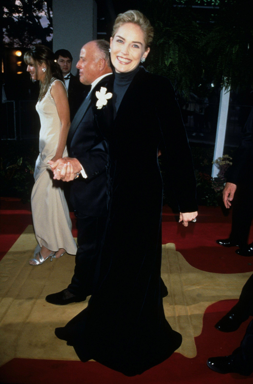 シャロン ストーンがアカデミー賞で Gapのtシャツ を着た理由