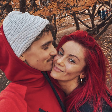 Strictly S Dianne Doesn T Discuss Marriage With Joe Sugg A flash in the pan or a trip in chippy the van. discuss marriage with joe sugg
