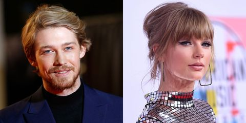 Joe Alwyn Says a Few More Words About Taylor Swift and His Relationship in New Interview