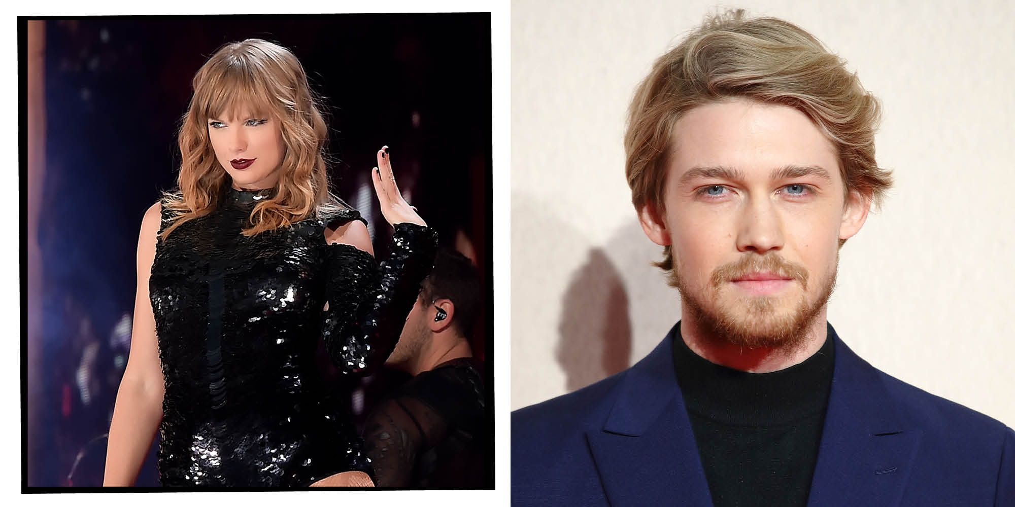 Joe Alwyn and Taylor Swift | ELLE UK