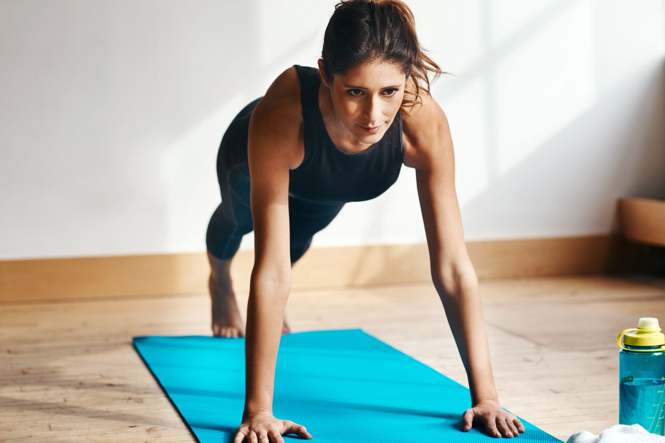 joe wicks cardio shred you can do at homejoe wicks cardio shred has only 5 moves and can be done at home