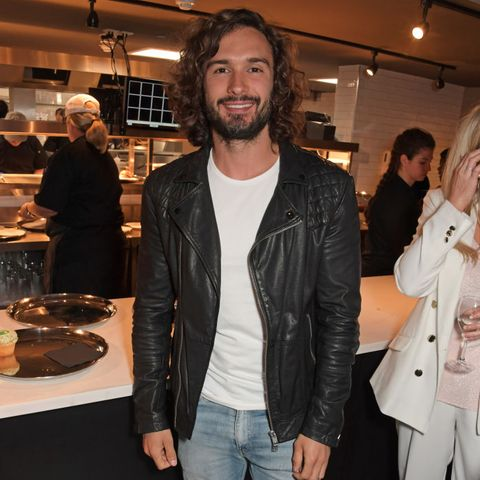 joe wicks says his father gary's heroin addiction got him into fitness and health
