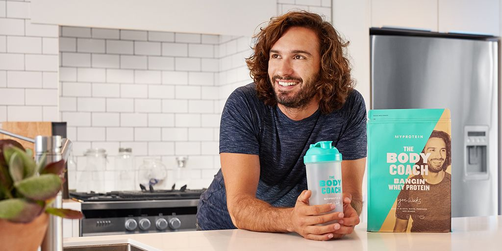 Joe Wicks MyProtein Range