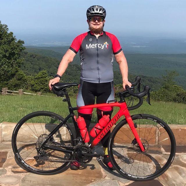 joel duignnan cycling weight loss