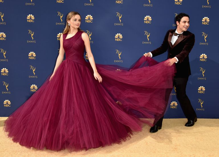 The 2018 Emmys Red Carpet 171 Sewingartistry Com