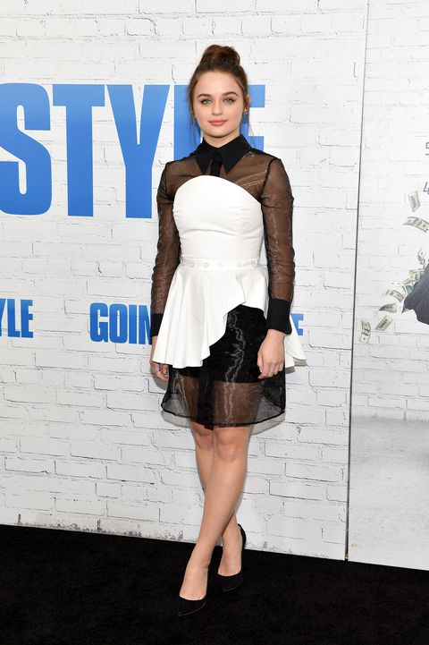 """""""Going In Style"""" New York Premiere - Inside Arrivals"""