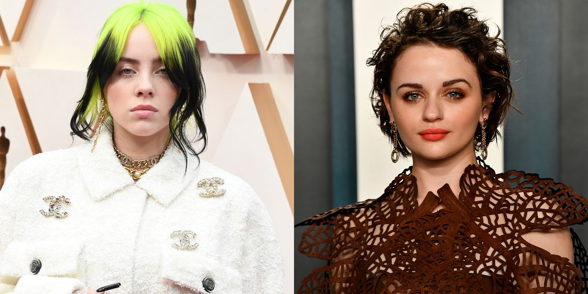 Billie Eilish Fangirling Over Joey King At the 2020 Oscar After-Party Is Adorable