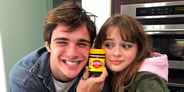 Why The Kissing Booth Star Joey King Isn T Posting As Many Couple Y Pics With Bf Jacob Elordi