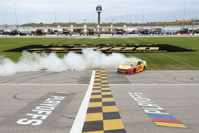 nascar cup series  hollywood casino 400