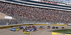 AUTO: FEB 23 NASCAR Cup Series - Pennzoil 400 presented by Jiffy Lube