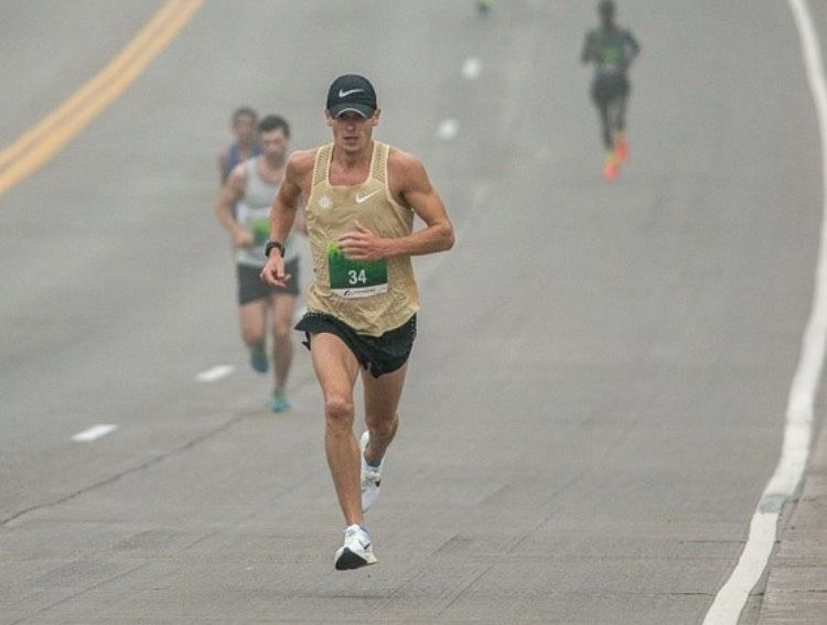 How This Texas Ranch Hand Ran His Way to a 2:13 Marathon
