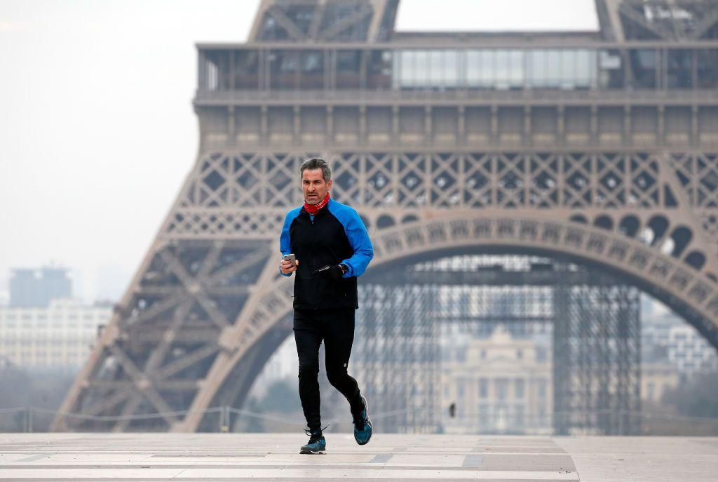 Francia y Bélgica sí permiten correr