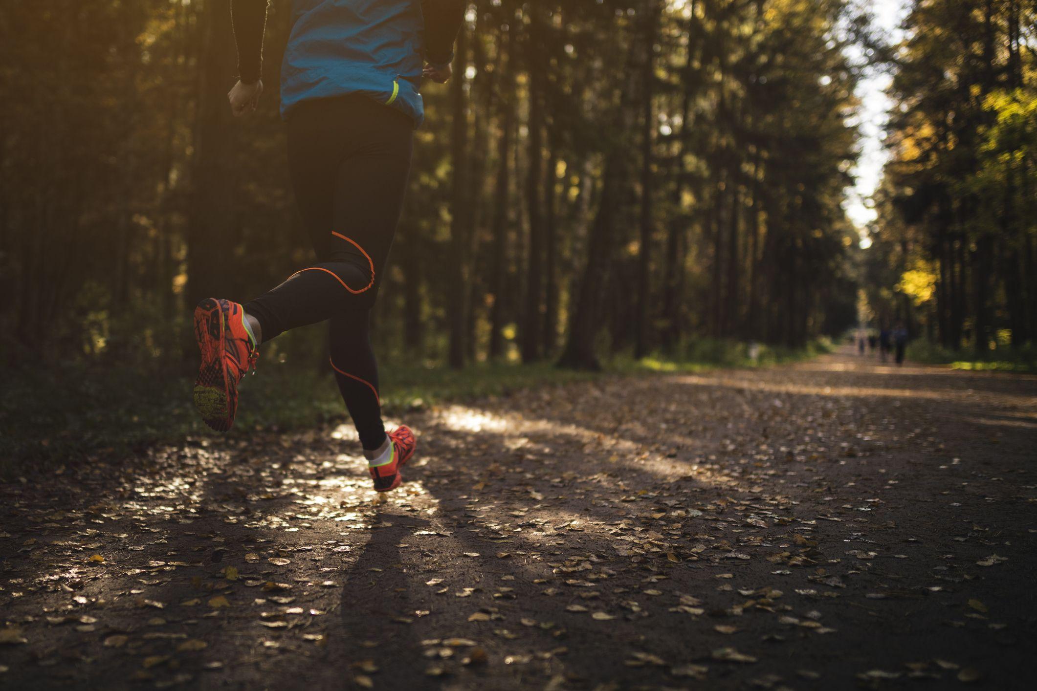 Rutina de correr para bajar de peso rapido