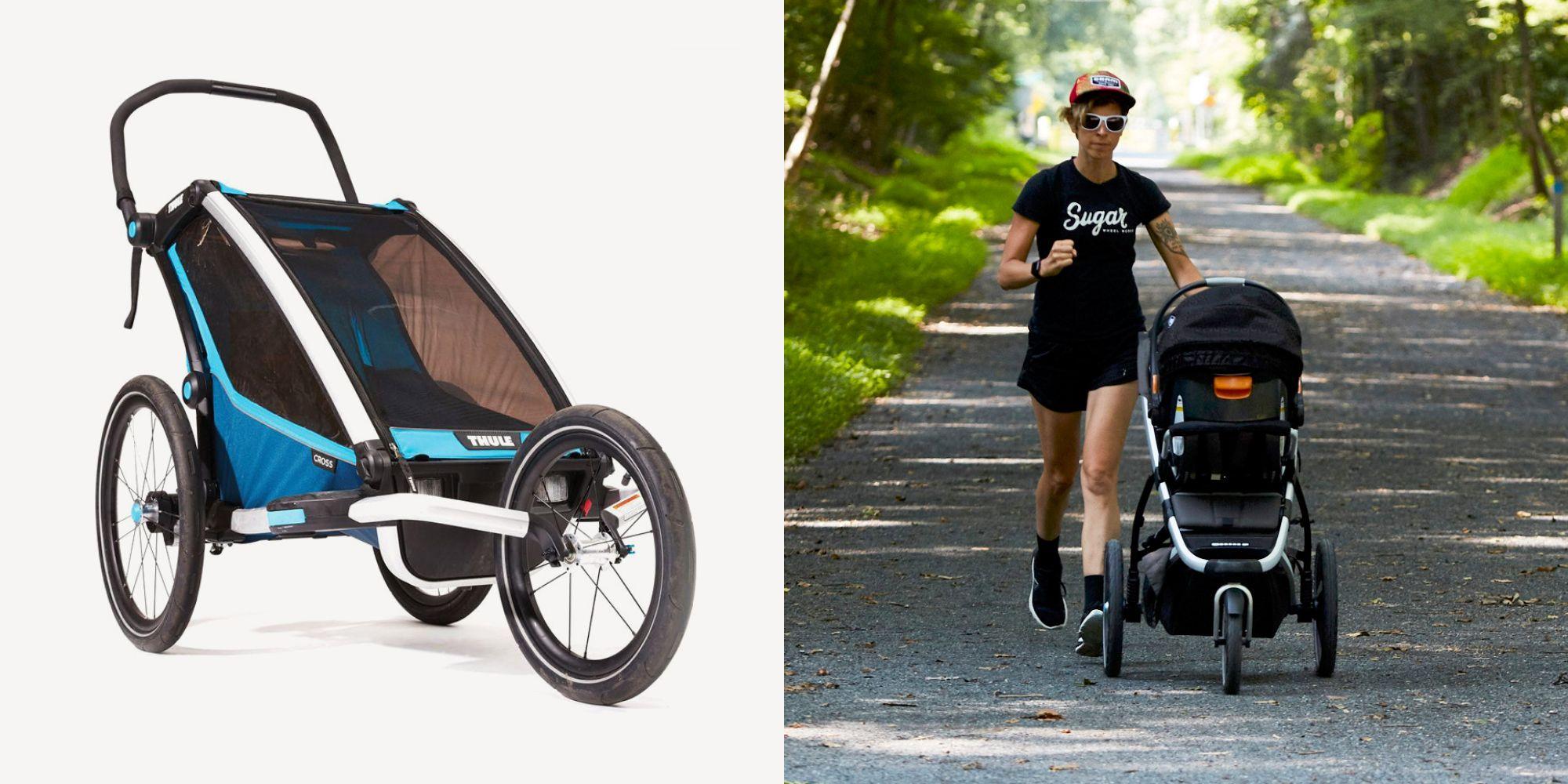 REAR WHEEL for older Graco SINGLE Stroller
