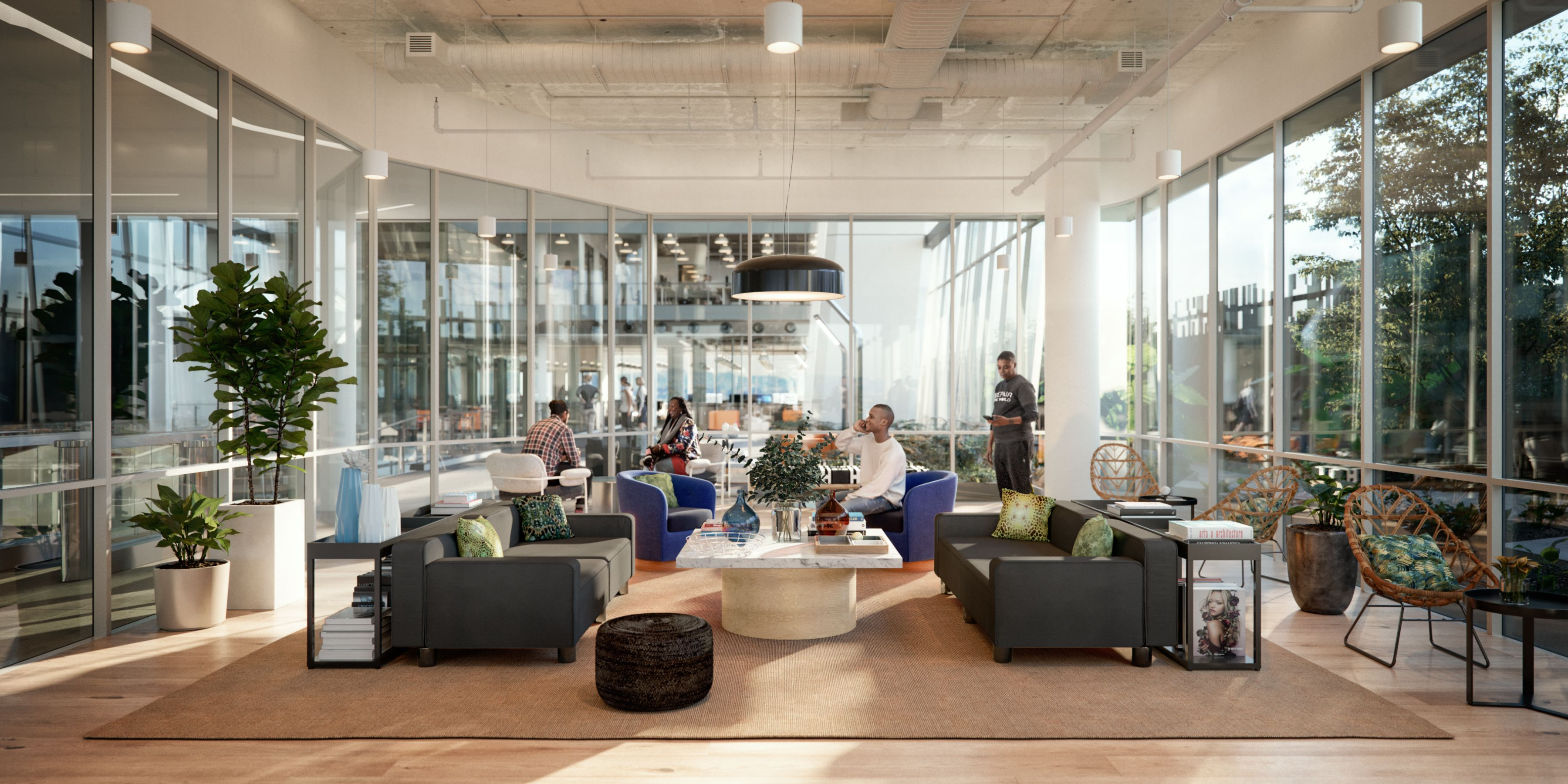WeWork Unveils Captivating New South Africa Location
