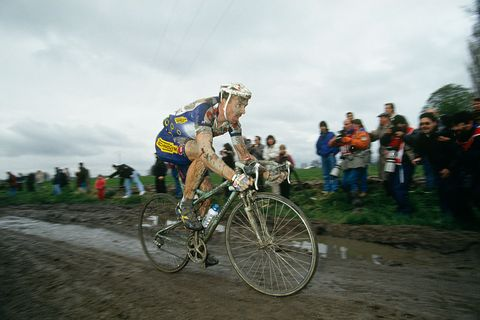 Cycling - Johan Museeuw