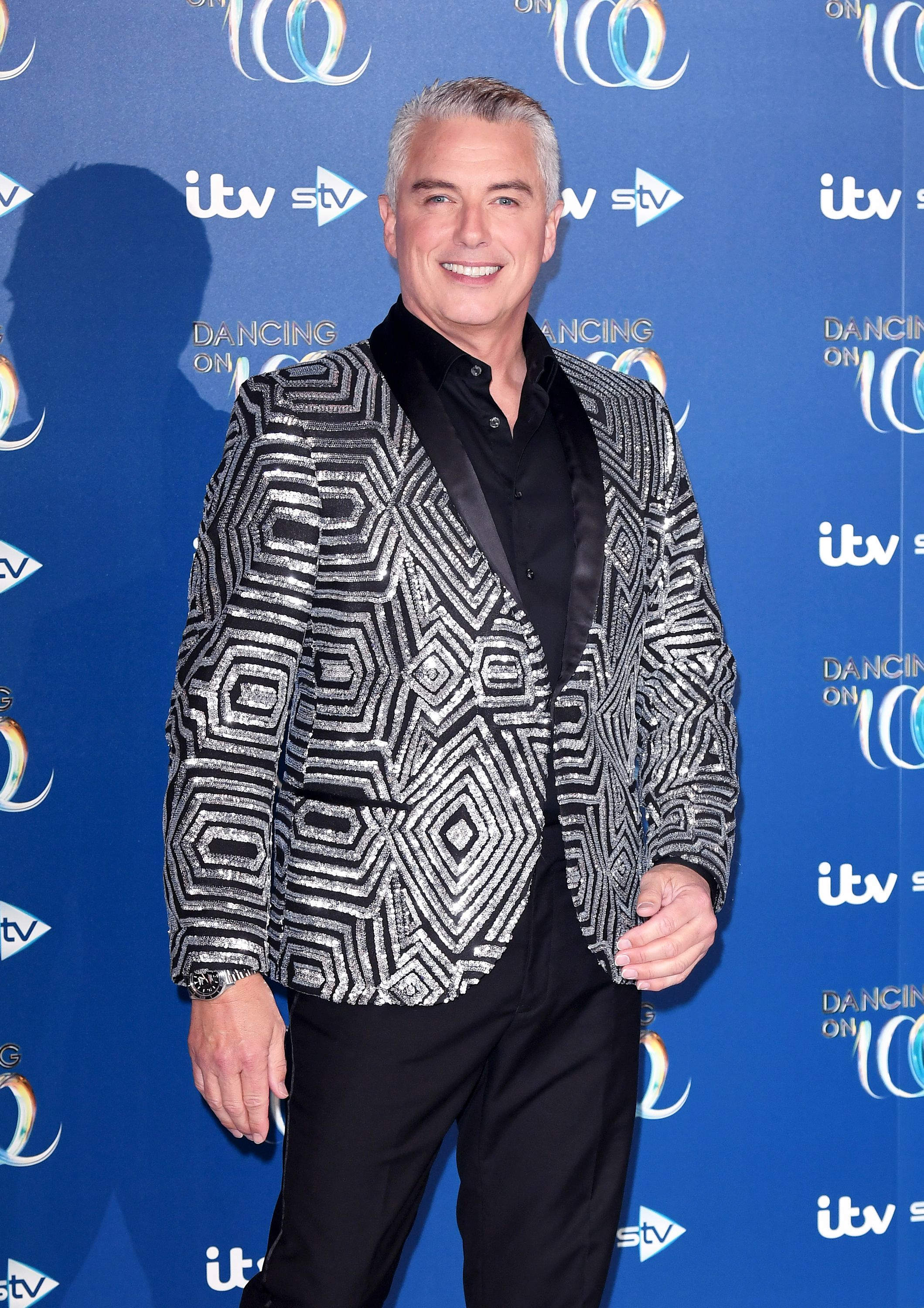 """Dancing on Ice's John Barrowman says it makes him """"very horny"""" to think of Masked Singer's Unicorn"""